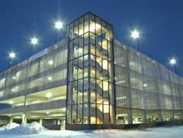 METRO TRANSIT PARKING RAMP