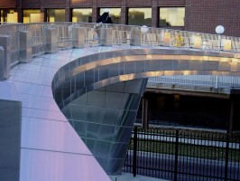 U OF MN - NORTHROP PEDESTRIAN BRIDGE 2
