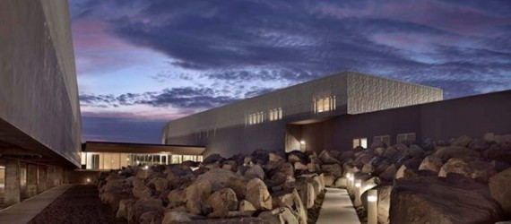 Architizer A+ Popular Choice Award: U.S. Land Port of Entry in Calais, Maine