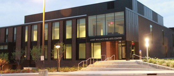 Architecture MN: Macalester Colleges Janet Wallace Fine Arts Center