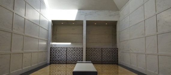 Interiors Awards 2013: Public Space: Lakewood Mausoleum