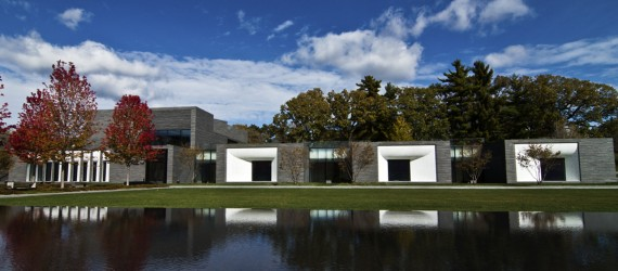 Lakewood Cemetery Garden Mausoleum Wins Popular Architizer A+ Award