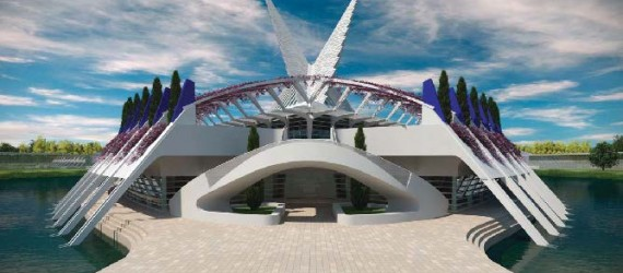 Florida Polytechnic University Holds &#8216;Topping Off&#8217; Ceremony