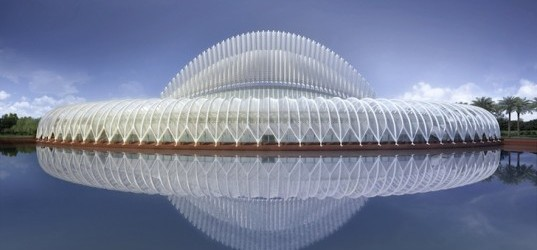 Florida Polytechnic University's Innovation, Science and Technology Building Continues to Evolve