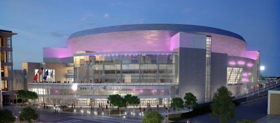 Pinnacle Bank Arena | City Takes Possession of New Arena
