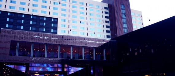 Radisson Blu Hotel Highlighted in Metal Construction News