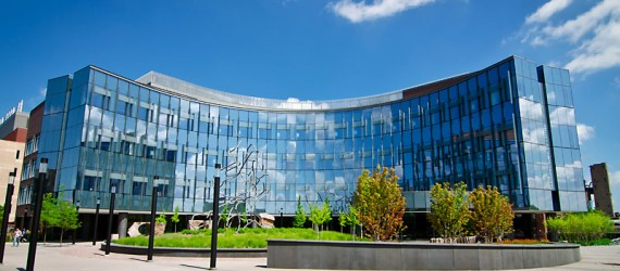 Finance & Commerce Top Projects: University of Minnesota Cancer & Cardiovascular Research Building