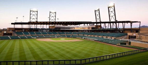 Salt River Fields Showcased in Metal Construction News