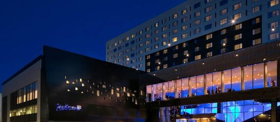 Finance & Commerce | Top Projects: Radisson Blu Mall of America