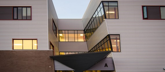 Architectural Products Highlights Hmong College Prep Academy