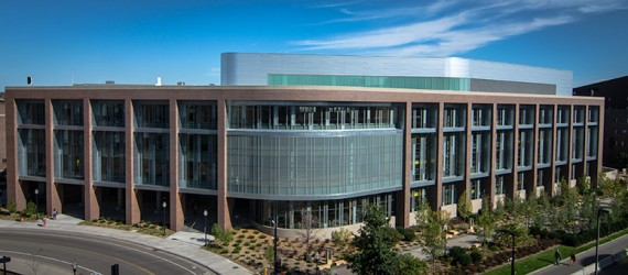 Finance & Commerce Top Projects: U of M Recreation & Wellness Center
