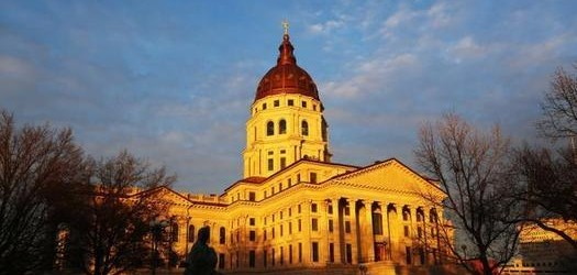 Kansas State Capitol Restored to its Former Glory