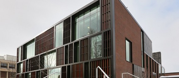 Building Blocks: Macalester College Studio Art Building