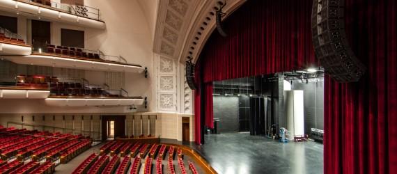 Engineered Systems   U of M Northrop Auditorium   Auditorium Overhaul