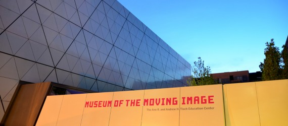 Metal Architecture Highlights the Museum of the Moving Image