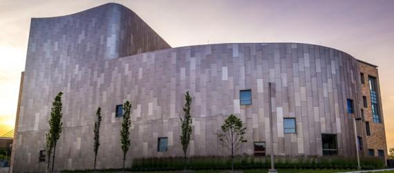 Craftsmanship Award | UMBC Performing Arts and Humanities Building