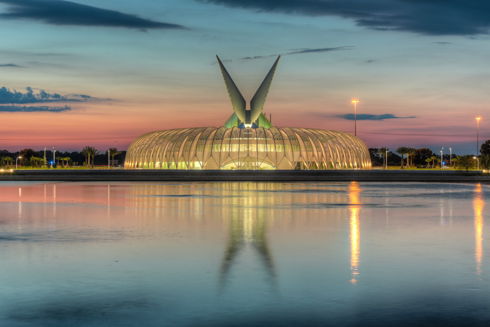 Florida Polytechnic University Mg Mcgrath Inc Sheet Metal