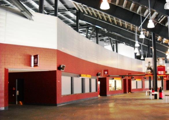 Tcf Bank Stadium Mg Mcgrath Inc Sheet Metal