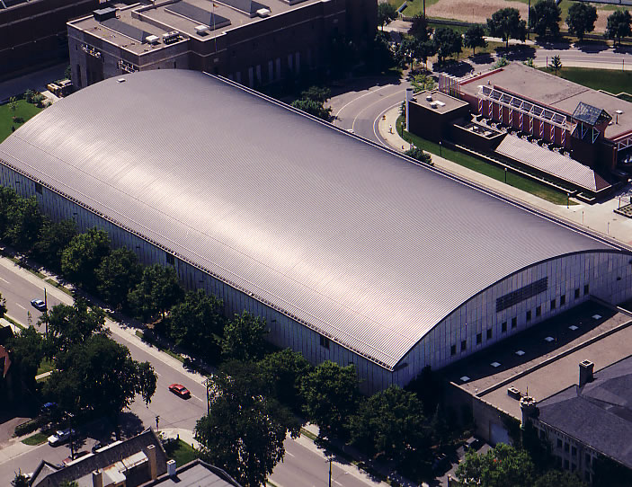 University Of Minnesota Field House Mg Mcgrath Inc