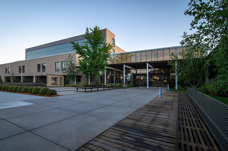 Metal Architecture | Breck High School