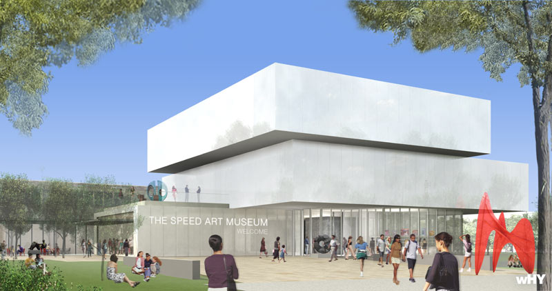 Speed Art Museum Rendering wHY Architecture(8)