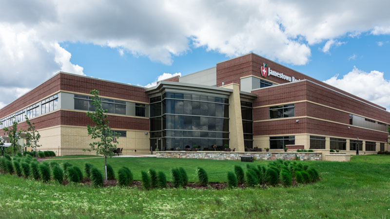 Jamestown Regional Medical Center Mg Mcgrath Inc Sheet