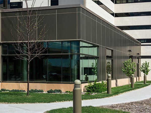 Fairview Ridges Hospital Mg Mcgrath Inc Sheet Metal