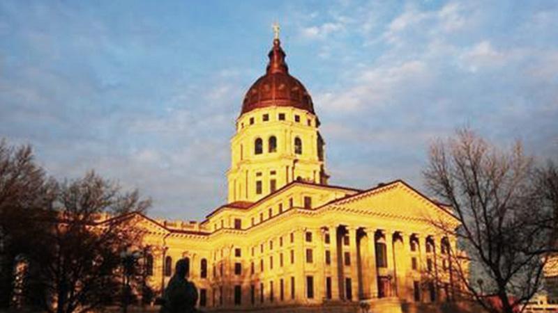 Kansas Statehouse Mg Mcgrath Inc Sheet Metal