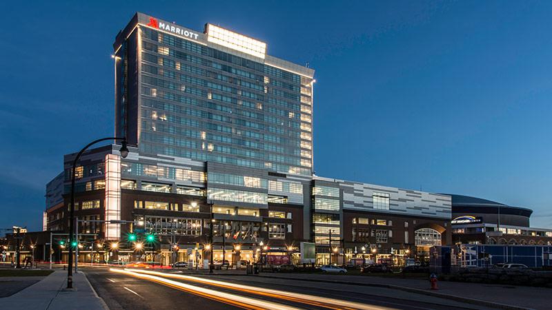 Buffalo Harbor Center Hotel