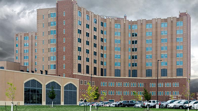 Sanford Fargo Medical Center Mg Mcgrath Inc Sheet Metal