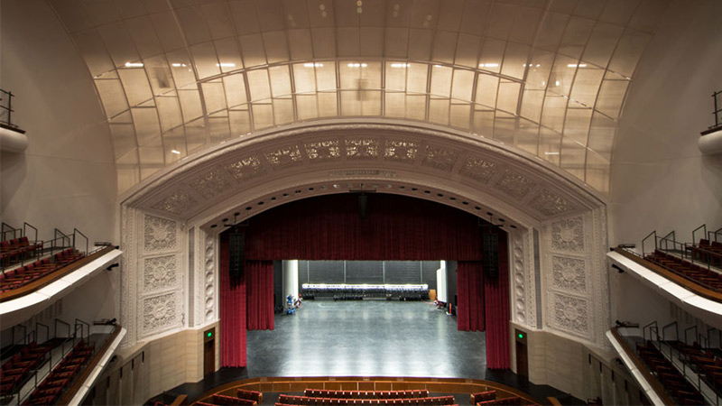 University Of Minnesota Northrop Auditorium Mg Mcgrath