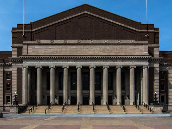 University Of Minnesota Northrop Auditorium Mg Mcgrath