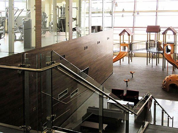Williston Recreation Center Mg Mcgrath Inc Sheet Metal