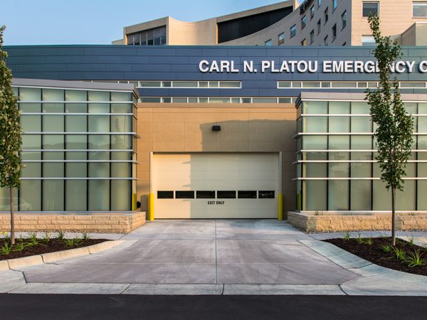 Fairview Southdale Hospital Carl N. Platou Emergency Center