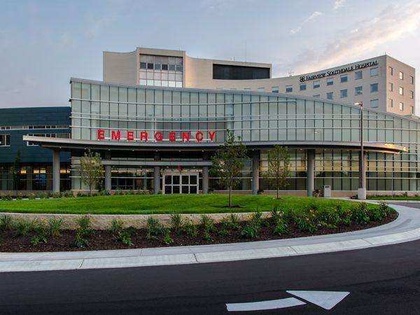 Fairview Southdale Hospital Carl N. Platou Emergency Center