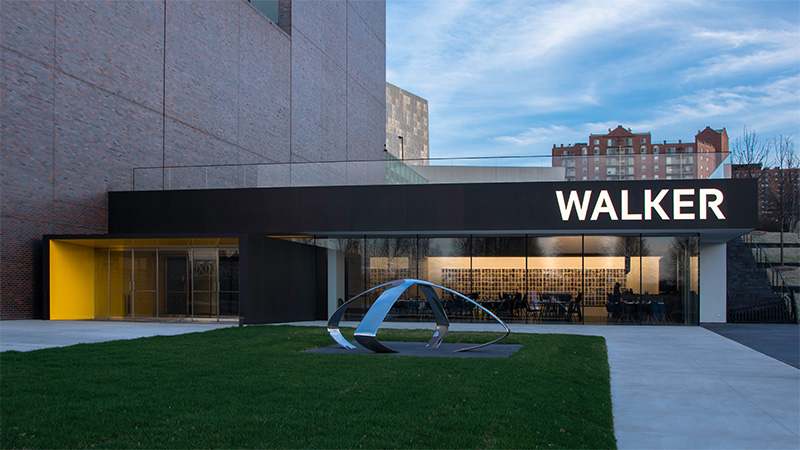 Walker Art Center Mg Mcgrath Inc Sheet Metal