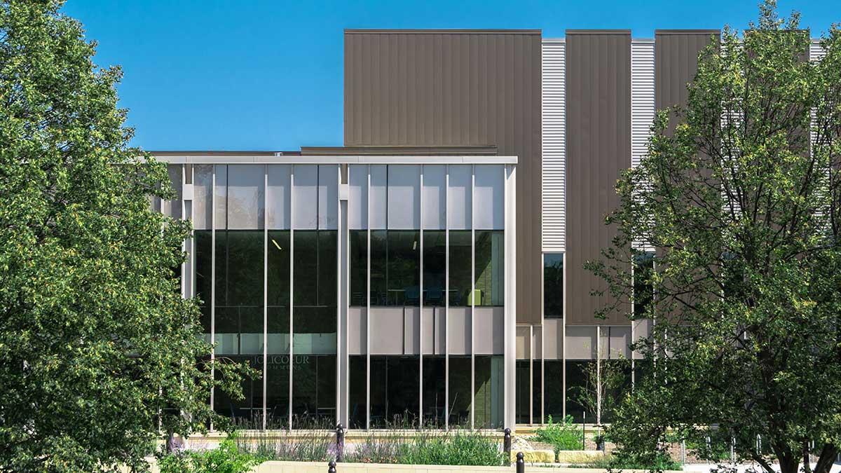 Concordia College Integrated Science Complex Mg Mcgrath