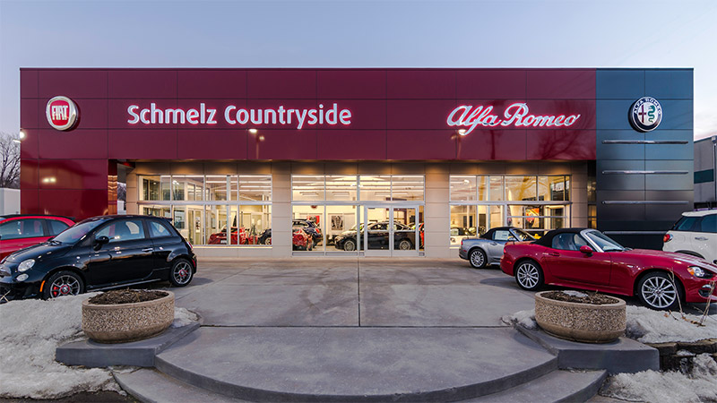Schmelz Countryside Auto Dealer