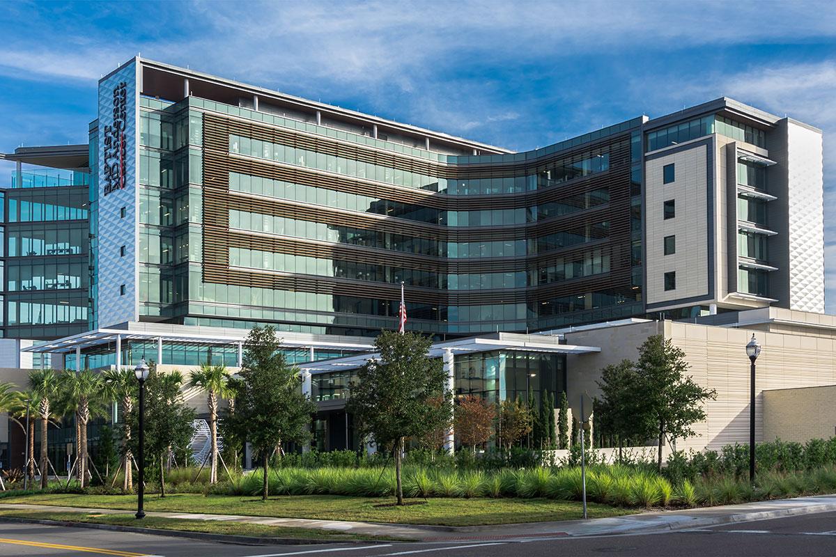 Baptist Md Anderson Cancer Center Mg Mcgrath Inc Sheet
