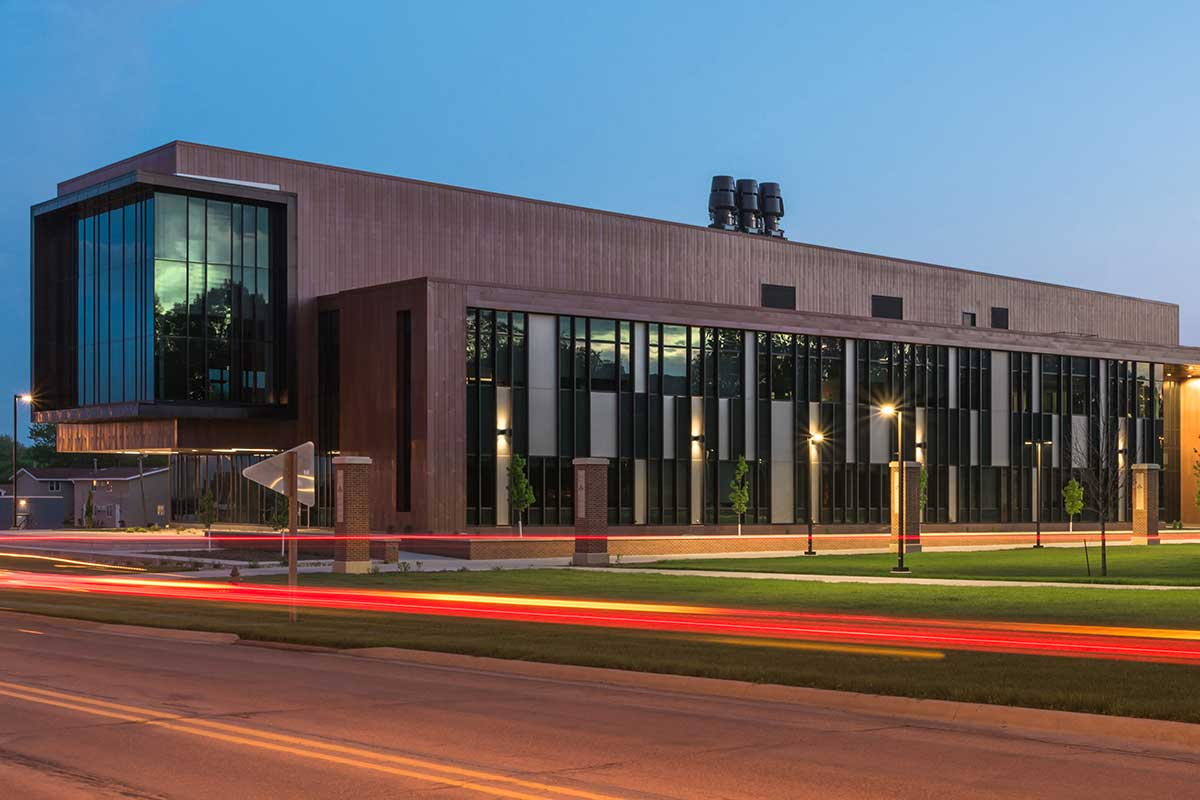 NORTHWESTERN COLLEGE HEALTH AND NATURAL SCIENCES CENTER | MG
