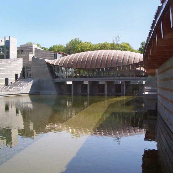 Crystal Bridges Museum Of American Art Mg Mcgrath Inc